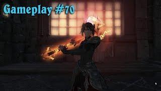 FFXIV: Stormblood Gameplay - 70 - Warrior - Hell