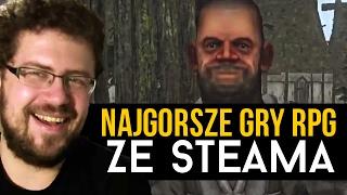 Najgorsze gry RPG ze Steama... w Grach z kosza