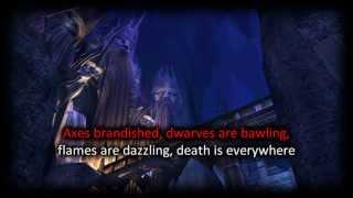 Reigns Asunder - Barazinbar