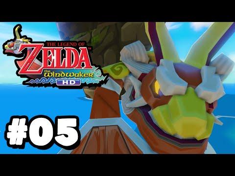 Any Sails on Sale? | The Legend of Zelda: Wind Waker HD | Episode 05