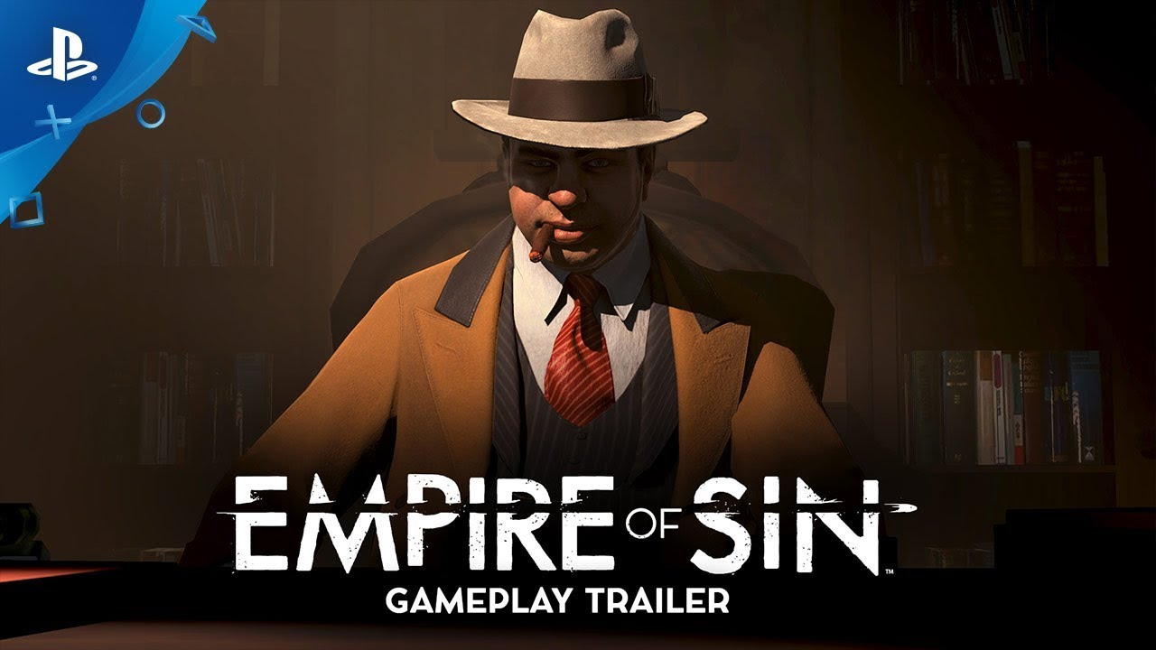 Empire of Sin - Gamescom 2019 Gameplay Trailer | PS4