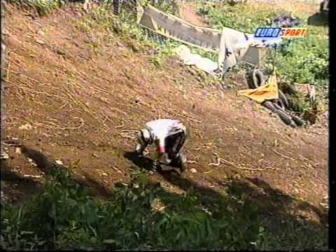 Rachau Hillclimbing Weekend 1995 - Rare Clip! - English Commentary