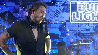 Post Malone - Rockstar (Bud Light Dive Bar Tour) (Live)