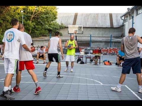 3X3 Street League Novi Sad - Round 7 (8.8.2017)