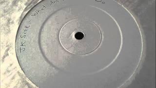 JK Size - What Am I Gonna Do (4x4 Mix)