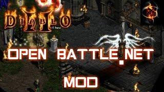 Mod Open Battle.net - Legit Dueling Community - Diablo 2