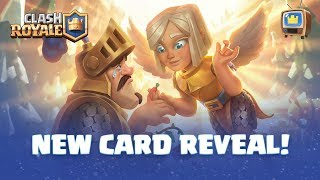 Clash Royale: Introducing the BATTLE HEALER! ✨ NEW CARD! TV Royale