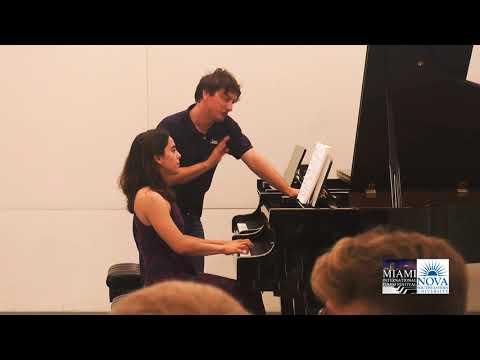 FRANCESCO LIBETTA Master Class Beethoven Piano Sonata Op  2 No  3 in C Mvmt  1