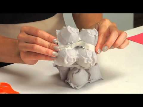 How to make puppets with recycled materials youtube for Homemade recycled products
