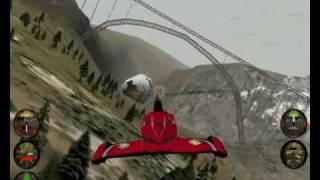 Crimson Skies - Stunt Flying