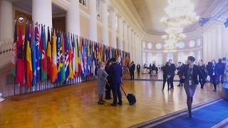 Смотреть видео Ассамблея МПС. гор. Санкт-Петербург онлайн