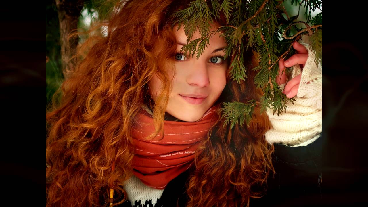 curly red hair fast subliminal