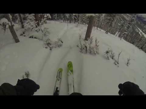 Skiing Congo