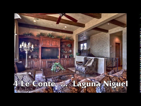 Luxury Homes For Sale in Laguna Niguel California