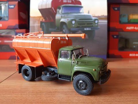 Легендарные грузовики СССР № 15 ЗСК 10,0 ЗиЛ 130