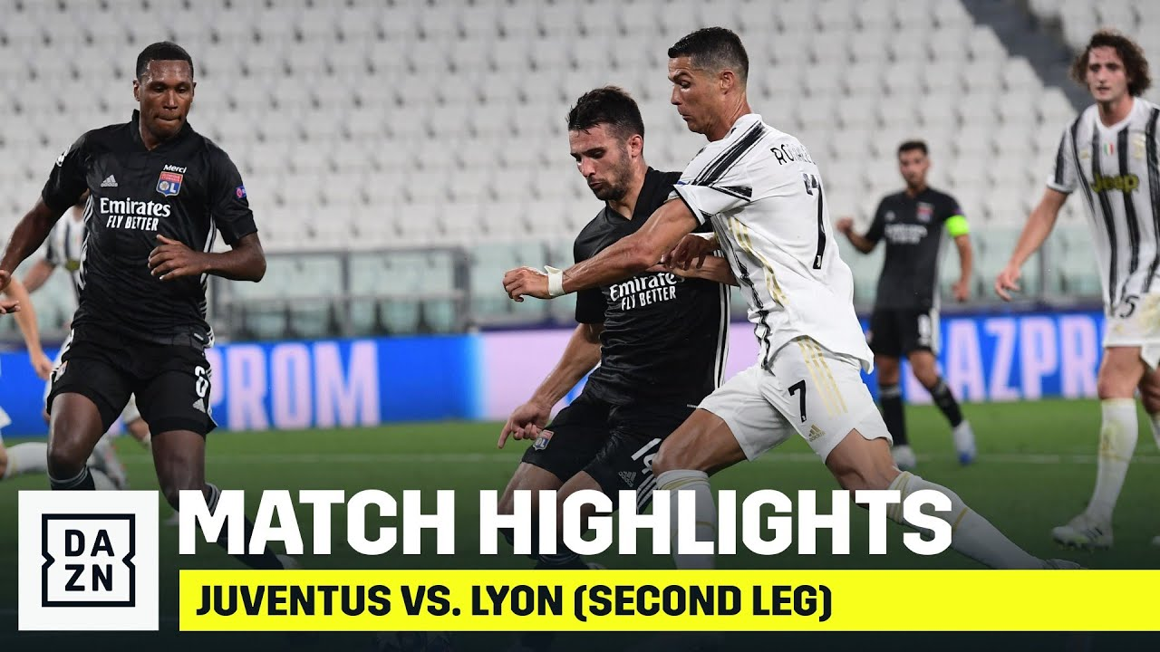HIGHLIGHTS | Juventus vs. Lyon (Second Leg)
