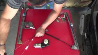 Reparación elevalunas eléctrico (Renault Laguna II ) HD
