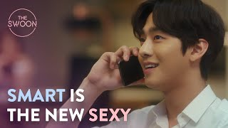 Multilingual Ahn Hyo-seop makes Park Bo-young's heart race | Abyss Ep 6 [ENG SUB CC]