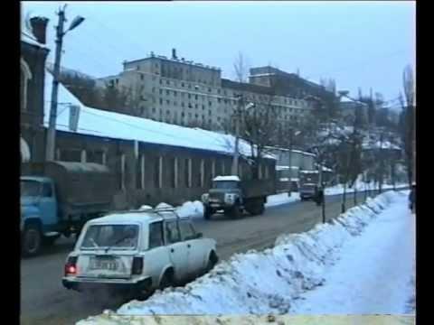 Центр города зима 1995г