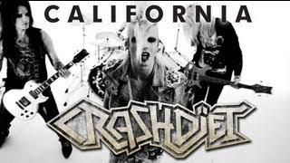 Смотреть клип Crashdiet - California
