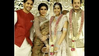 AKHIL Akkineni and  SHREYA Bhupal Engagement  FULL Video - Dont miss it