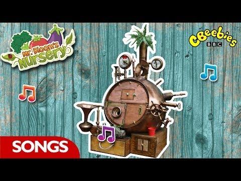 CBeebies: Mr Bloom's Nursery - Compost Song