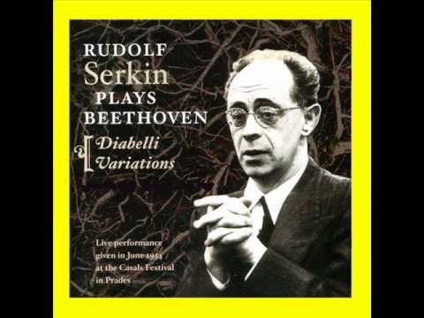 Beethoven- Diabelli Variations Op. 120 (Complete)