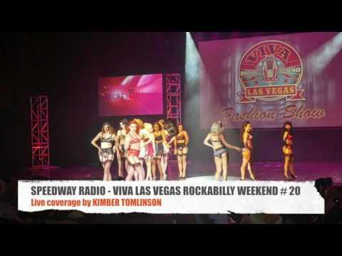 SPEEDWAY RADIO-VIVA LAS VEGAS ROCKABILLY WEEKEND # 20