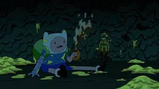 Adventure Time - Finn & Huntress Wizard Kiss (The Wild Hunt)