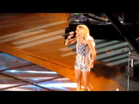 Carrie Underwood- Good Girl- CMA Fest 6/8/12