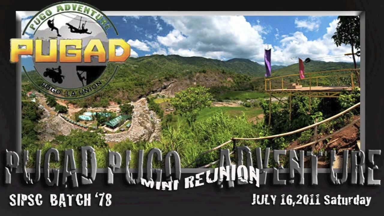 Pugad Pugo Adventure SIPSC Class of 78 Mini Reunion  YouTube