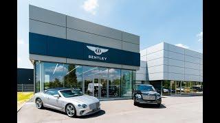 Bentley Budapest kisfilm - Porsche Inter Auto Hungaria