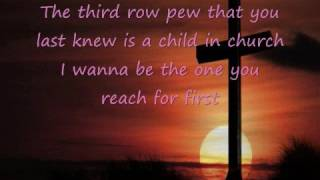Fall Into Me-Sugarland Lyrics Video