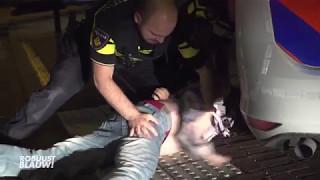Politie op de vuist met verdachten