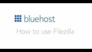 How to set up and use Filezilla