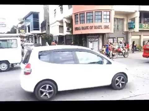 MATI CITY DANCING TRAFFIC ENFORCER- ANTHONY LAZARO