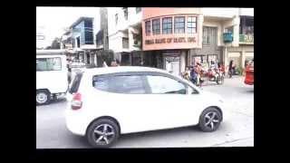 MATI CITY DANCING TRAFFIC ENFORCER- ANTHONY LAZARO