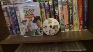 2 Different Versions of Toy Story 2