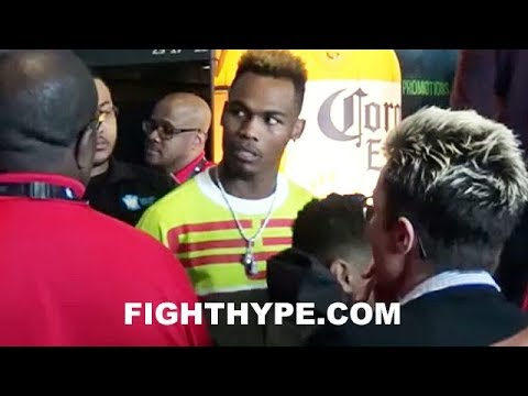 (WOW!) JERMELL CHARLO ERUPTS ON ADRIEN BRONER AND GERVONTA DAVIS; THREATENS BOTH IN HEATED ENCOUNTER