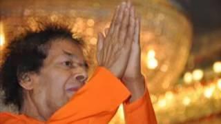 M S Subbulakshmi Aarti Sathya Sai Baba