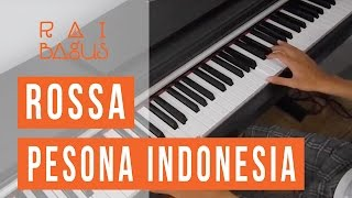 Gambar cover Pesona Indonesia Piano Cover