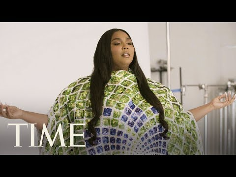 Ashlee - Lizzo Crowned 'Entertainer Of The Year' BY Time Magazine