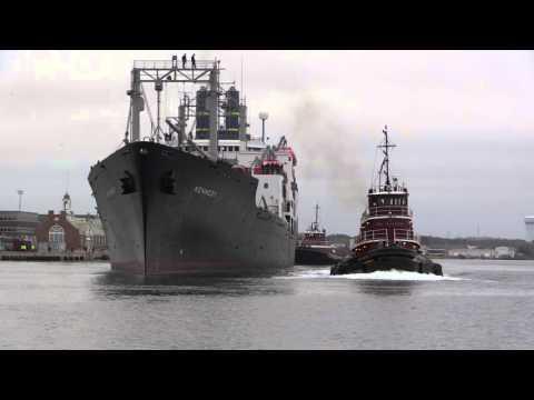 Ma Maritime SeaTerm 2016 Departure