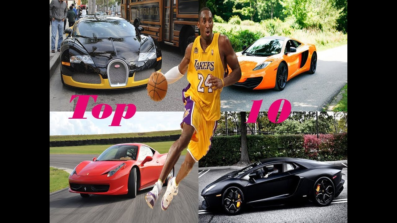 Nba Players Cars: Top 10 Most Expensive NBA Players' Cars
