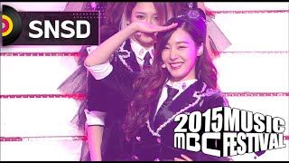 [2015 MBC Music festival] 2015 MBC 가요대제전 Girls' Generation - Genie 20151231 - Stafaband