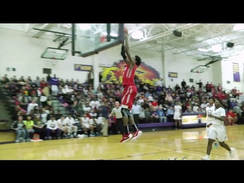 De'Aaron Fox, Cy Lakes High School Basketball - Chevy Spotlight