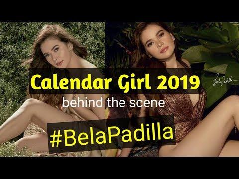 BELA PADILLA | TANDUAY CALENDAR GIRL 2019 | BTS AND LAUNCHING