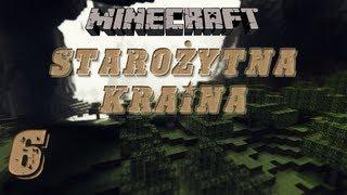 Minecraft: Starożytna Kraina #6 - Przygotowania magazynku + Pralka