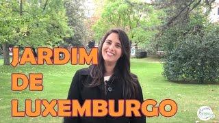 Jardim de Luxemburgo (Jardin du Luxembourg) - Meu cantinho preferido em Paris!