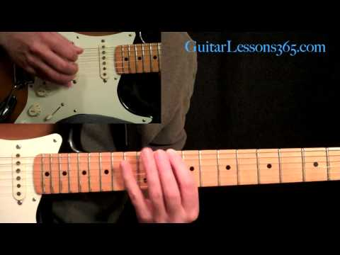 Randy Rhoads Style Pentatonic Sequences Guitar Lesson - Lick Of The Week